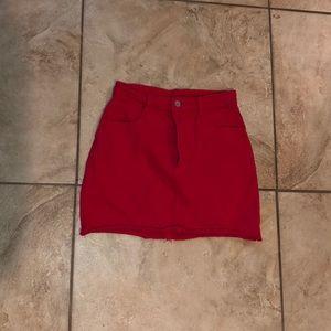 Brandy Melville skirt!
